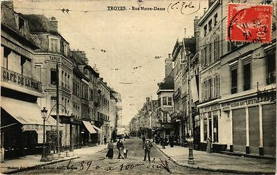 CPA TROYES - Rue Notre-Dame (72035)