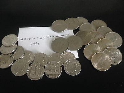 10p Ten Pence Coins In UNCIRCULATED Condition (Small)