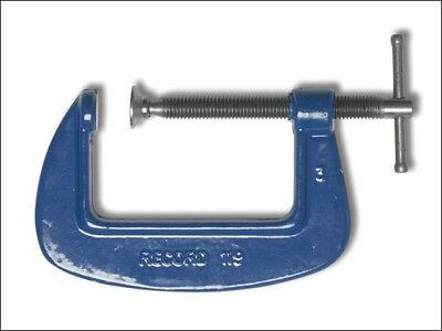 119 Medium-Duty Forged G Clamp 50mm (2in) - Clamps - REC1192