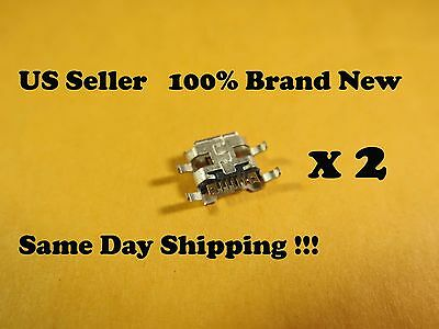 """10Pcs New Micro USB Charging Sync Port Charger For HP SLATE 7 1800 7/"""" TABLET"""