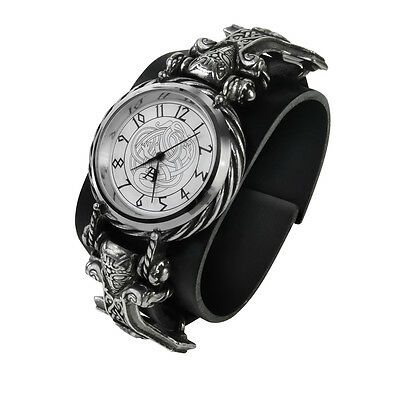 GENUINE Alchemy Gothic Watch - Thorgud Ulvhammer | Men's Fashion