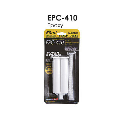 EPC-410 Epoxy Tubes - Used for installing our Iron Balusters - Comes w/ Nozzle
