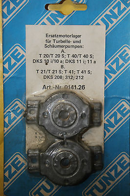 replacement engine bearings for Turbelle and sk pumps t20 t40 art number 0141.26