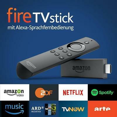 Amazon Fire TV Stick V2  Filme Serien 17.6 Mega Paket Bundesliga SkyGo A. Update