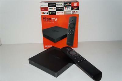 Amazon Fire TV 2 Ultra HD 4K Version + Jailbreak 17.3 Mega Paket + alle Addons