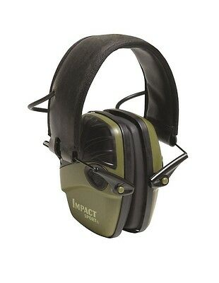 Howard Leight by Honeywell 1013530 Impact Sport Ear Sound Protector Earmuff NEW