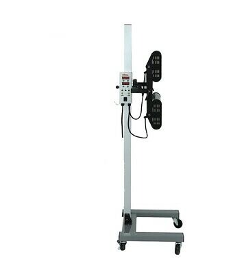 2Kw Infrared Paint Dryer + Spare Bulb, Digital Timer,Pulse Control £216.00+Vat
