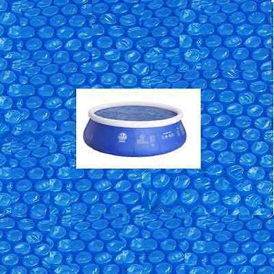 Jilong 8, 10 & 12Ft Floating Solar Pool Cover Inflatable Paddling Swimming Pools