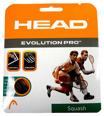 Head Evolution Pro Squash String 16 / 1.30mm