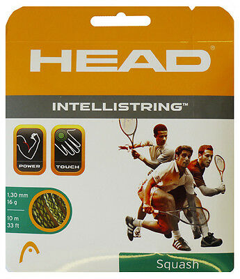 Head Intellistring Squash String Set 16 / 1.30mm