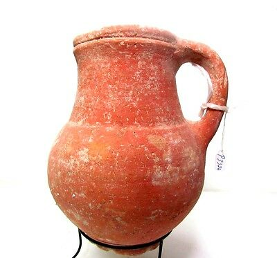 ancient pottery of the holy land israelite jug p3326