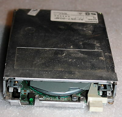 "Ju-257-204P Panasonic 1.44Mb 3.5"" Internal Floppy Disk Drive Fdd 34-Pin Open Fac"