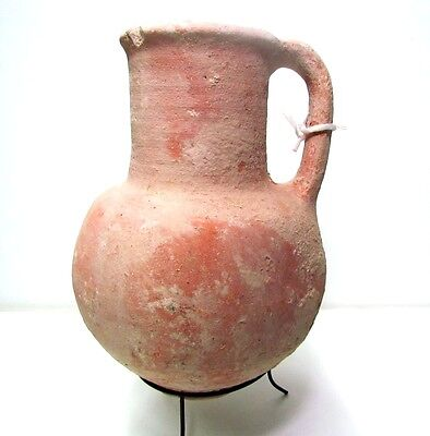ancient pottery of the holy land israelite jug p2245