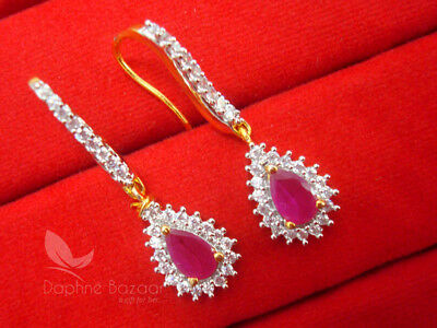 E41 Daphne Party Pink Crystal Hanging for women, Gift collection