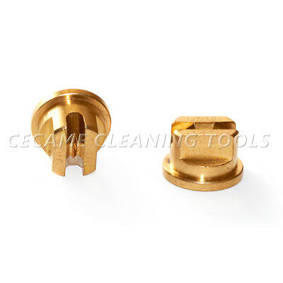 Brass Tee Jet Carpet Cleaning Wand Spray Valve Nozzle T Jet 11003