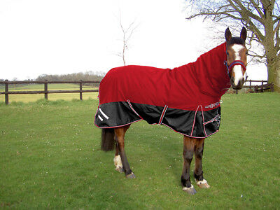 Gee Tac 1600D Thick Ultimate Turnout Combo Super Warm 450G  Horse Rug All Sizes