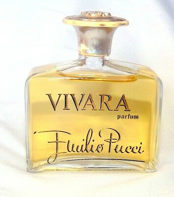 Vintage Vivara By Emilio Pucci Perfume. Full Visit My Collection. I Have More