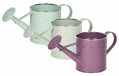 Vintage Watering Can Retro Shabby Chic Metal Water Cans For Gardening