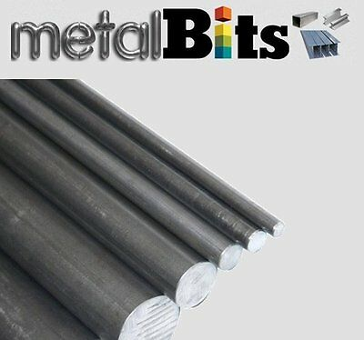 Mild Steel Solid Round Bar (Various sizes available)