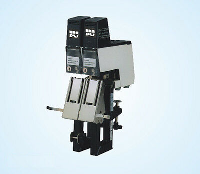 Type 106 Double-headed Double-staple Electric Saddle Stapler Bookbinding Machine