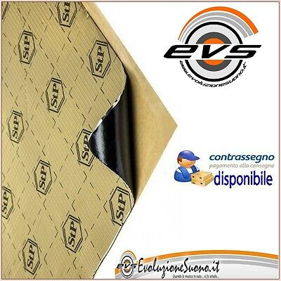 Az AudioComp STP ANTICOR S (New GOLD) 2 FOGLI 50x75cm Antivibrante Insonorizz.