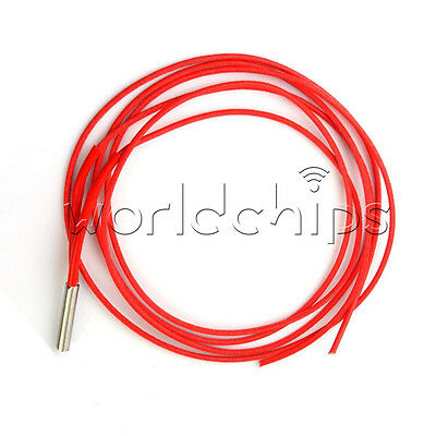 5PCS 12V 30W Ceramic Cartridge Wire Heater For Arduino 3D Printer Prusa Reprap