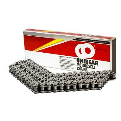 520 Heavy Duty Motorcycle Chain 104 Links with 1 Connecting Link