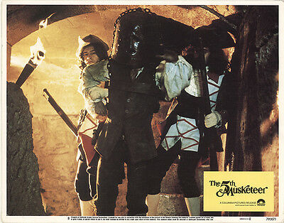 The Fifth Musketeer 1979 Original Movie Poster Ursula Andress Adventure