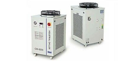 Industrial Water Chiller for CNC/ Laser Engraving Machines CW-6200 Series