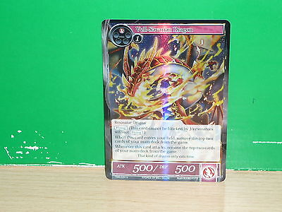 FOW Force of Will FOIL - TMS-034 Vell-Savarian Dragon