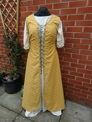 Medieval style womens dress set - Re-enactment, LARP, Costume, Theatre