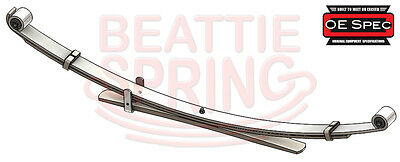 Toyota Tacoma and Prerunner Rear Leaf Spring - 4WD/2WD - 2005 - 2011