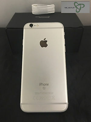 Apple iPhone 6s 64GB Silver - Unlocked- Grade A-Excellent CONDITION
