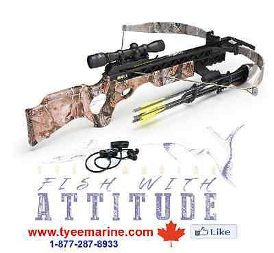 Excalibur Crossbow Ibex 6733 Shipping in Canada Only 250-334-2942