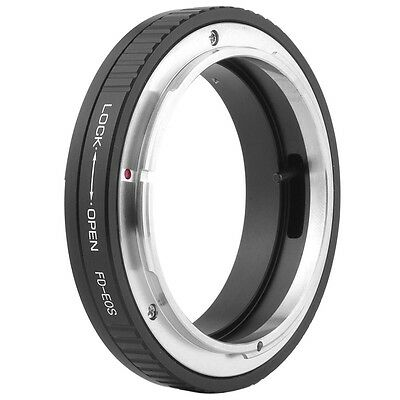 Mount Adapter For Canon FD Lens to EOS EF 60D 550D 600D 650D T3i T4i T5i DC328