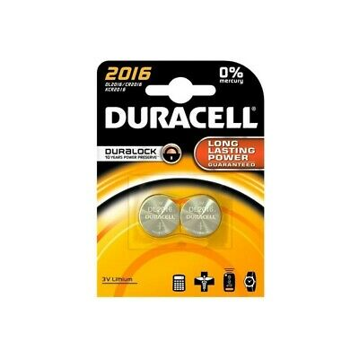 DURACELL special batteries for electronic devices - large pack of 2 pcs
