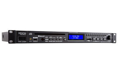 NEW Denon DN-300Z CD/Media Player with Bluetooth AM/FM Tuner USB SD/SDHC Card