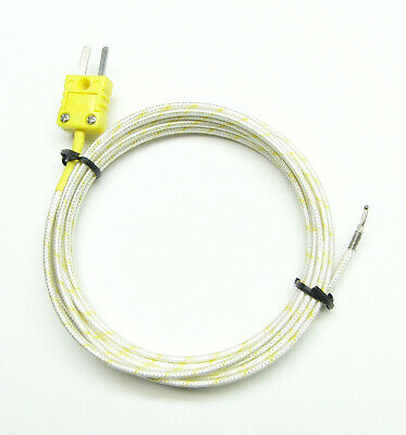 K-Type Thermocouple Wire for Digital Thermometer High Temperature Sensor PK1000L