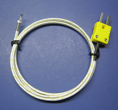 K-Type Thermocouple Wire for Digital Thermometer High Temperature Sensor PK1000