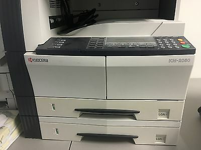 Kyocera Business Printer/Copy Machine. KM-2050