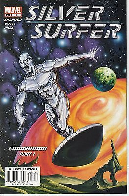Lot Of 31 Silver Surfer (1994-Up)