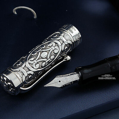 Aurora Benvenuto Cellini Limited Edition Fountain Pen
