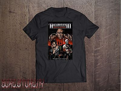 halloween 3 season of the witch alt movie shirt
