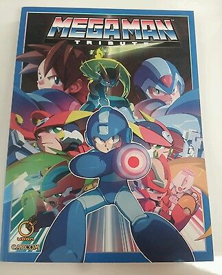 Mega Man Tribute (2011, Paperback)