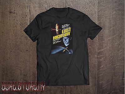 Lost Highway Movie Shirt David Lynch (1997)
