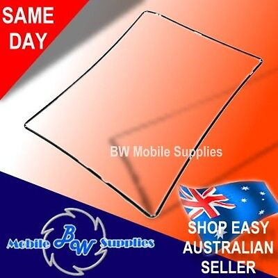 New High Quality iPad 2 Touch Screen Digitizer Plastic Middle Frame Bezel Black