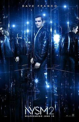Now You See Me 2 (NYSM 2 ) Dave Original Movie Poster Double Sided 27x40