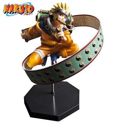 HOT Anime Uzumaki Naruto 23cm Action Figure PVC Doll Collectible Toy Gift