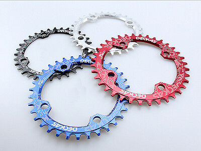 Narrow-Wide Round Chainring 104mm Chainring BCD for Shimano Sram,Raceface,FSA