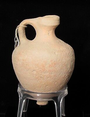 middle bronze age ancient pottery juglet p2257